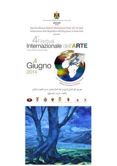 Patrizia Canola al IV Festival Internazionale dell'arte « Espoarte