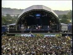 The Black Crowes - My Morning Song (Live in Glastonbury Festival 1995)
