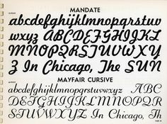1000 Images About The Art Of Hand Lettering On Pinterest