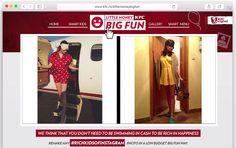 KFC: Little Money Big Fun Instagram Campaign Digital Buzz Blog