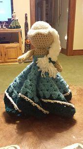 Ravelry: Lovely Lovey Doll pattern by Toni Pagano