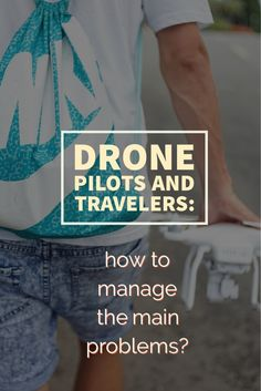 Learn more about how to travel with a drone and how to use a drone in travel