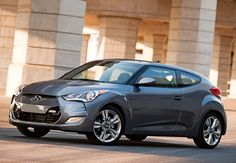Hyundai Veloster ( M  y Car) ONLY in Boston RED) got it in December 2014  Love It My Lady Bug  Good On Gas Car with Sirius XM Satellite Radio  mostly on Classic Vinyl