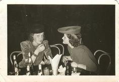 1940s Hats | Love those hats!