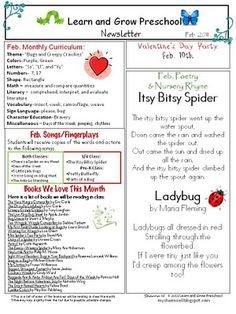 Pre-K Owl Newsletter Template | The Crafty Teacher | Talking to ...