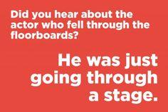 Short Jokes Anyone Can Remember   Reader's Digest Grammar Jokes, Physics Jokes, Chemistry Jokes, Jokes And Riddles, Science Jokes, Cheesy Jokes, Corny Jokes, Good Jokes, Terrible Jokes