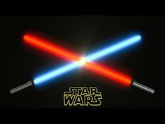 STAR WARS Lightsaber - Keyshot rendering tutorial - YouTube