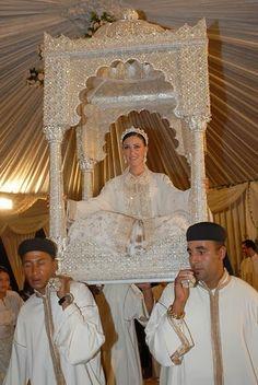 Caftan de mariée - patrimoin culturel ~ Vente Caftan Marocain 2013 ...