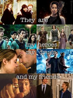 They are my everything. on We Heart It Book Qoutes, Quotes For Book Lovers, Book Memes, Book Fandoms Unite, Fandom Quotes, Girl Power Quotes, Hunger Games Humor, Harry Potter Puns, Famous Movie Quotes