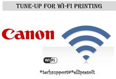 {#EllipsesoftTechSupport} #Wifi-support Smooth Running #Printer is a #tech Necessity! Call Toll Free:1-888-333-9003