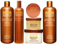 I swear by Mizani, one of the best products I've evr tried. ♔✨Carolyn3sixty ♔✨