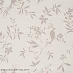 Papel pintado PONDICHERY 11013 Rugs, Wallpaper, Home Decor, Wall Papers, Paper Envelopes, Home, Farmhouse Rugs, Decoration Home, Room Decor