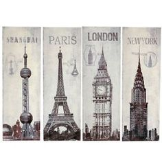 vintage nyc wall art - Google Search