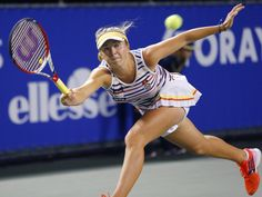 10/10/14 #3-Seed Elina Svitolina Advances to SFs of the Japan Women's Open.