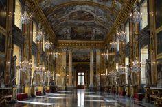 "mswitek: "" The Doria Pamphilj Gallery (Palazzo Doria Pamphilj) in Rome """