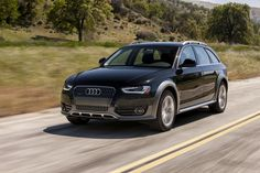 2013 Audi allroad: The wagon returns after a seven-year absence, powered by the brand's 2-liter, turbocharged 4-cylinder engine with an 8-speed automatic. Starts at $39,600.