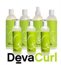 Deva Curl is HANDS DOWN the best, sulfate-free, curly hair product out on the market right now! I highly recommend: *NoPoo *OneCondition *Be Leave In *Set Up and Above
