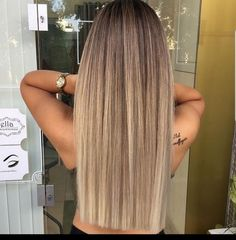 TheKriksters on Top hairstyle! Yes or no thekriksters Link in bio for shopping C. - TheKriksters on Top hairstyle! Yes or no thekriksters Link in bio for shopping Credits: unknown, DM - Dark Blonde Hair Color, Blonde Hair Looks, Honey Blonde Hair, Hair Color Balayage, Hair Highlights, Balayage Straight Hair, Ombre Hair Color, Hair Colour, Balayage Ombre Blonde