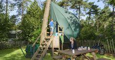 Camping in Garderen, Veluwe | de Hertshoorn| Ardoer | Ardoer.com
