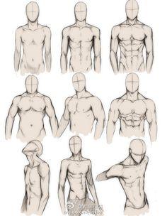 рисуем тело человека: 27 тыс изображений найдено в Яндекс.Картинках