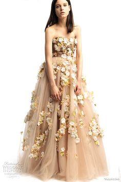 Valentino wedding dress | Valentino 2011 Resort Collection