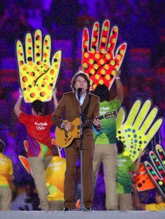 Carnaval e arte popular marcam a cerimônia de encerramento dos Jogos Rio 2016