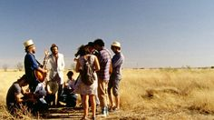 """A still of Edward Sharpe & the Magnetic Zeros in """"Big Easy Express."""""""