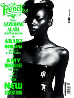 French magazine, revue de modes.