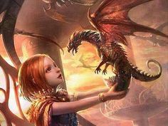 Which Mystical Animal Is Your Best Friend, I got a dragon