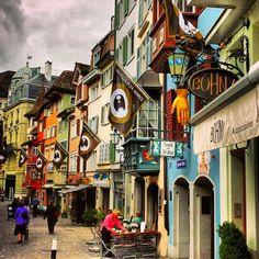 Augustinergasse, Zürich / Foto by Zerrin Desole