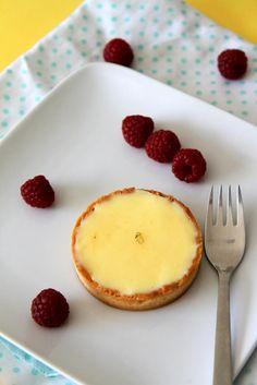 Gourmet Baking: Meyer Lemon Tart