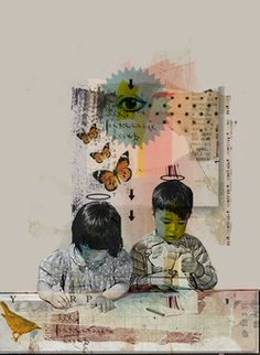 The Collage Art of Diego Max