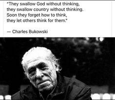Anti Religion, Charles Bukowski, Einstein, Things To Think About, Literature, My Life, Poetry, Spirituality, Literatura
