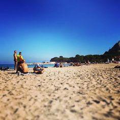 Tutti in spiaggia oggi!