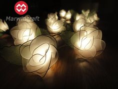 20 White String Lights Rose Flower Fairy Lights Bedroom Home Decor Living Room Wall Hanging Lights Wedding Decor Dorm Light Battery or Plug Wall Hanging Lights, String Lights In The Bedroom, White String Lights, Flower Fairy Lights, Fairy Lights Wedding, Dorm Lighting, Bedroom Lighting, Bedroom Decor, Iq Puzzle