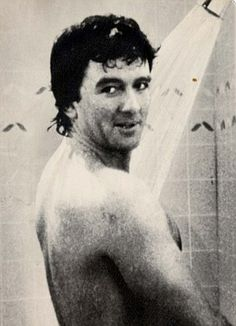 patrick duffy | Welcome back: Patrick Duffy as Bobby Ewing in the famous shower scene ...