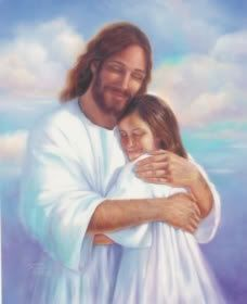 I Need A Hug From Jesus!