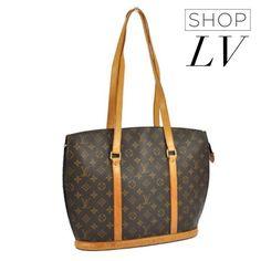 Bolsa #LouisVuitton Babylone GM #vintage por R$ 1.590,00  #_prettynew #LouisVuittonBabylone #ShopOnline