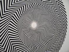 Op Art from Bridget Riley Op Art, Giuseppe Arcimboldo, Bridget Riley, Victor Vasarely, Marcel Duchamp, Psychedelic Art, Principles Of Art, Kinetic Art, Optical Illusions