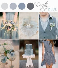 Winter Wedding Color: Simple Winter Wedding Ideas. http://memorablewedding.blogspot.com/2014/02/simple-winter-wedding-ideas.html