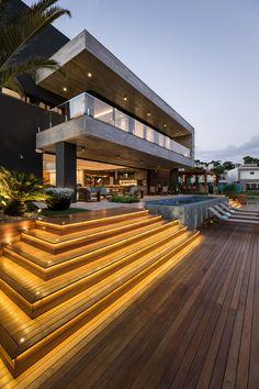 Casa Malibu Via – Design by Martin Architecture – Architecture Design, Architecture Magazines, Amazing Architecture, Modern Properties, Mega Mansions, Property Design, Luxury Decor, House Goals, Luxury Real Estate