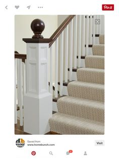 stairway runner ideas stair runner ideas stairway carpets best carpet stairs on inexpensive stair runner ideas stairs carpet runner ideas Studio Mcgee, Stairway Carpet, Hall Carpet, Best Carpet For Stairs, Striped Carpet Stairs, Patterned Stair Carpet, White Stairs, Foyers, Round Stairs