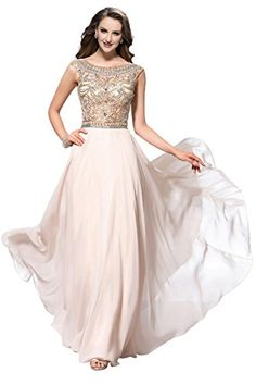 80214986b3a Sunvary New Beading Long Woman Party Evening Prom Gowns US Size 2- Real  Sample Sunvary