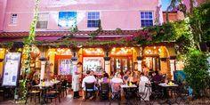 Española Way, South Beach (Miami Beach, Florida)