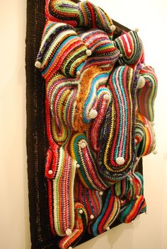 Exploration of Crochet art
