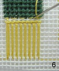DIY project: Anna-Carin's fringing methods
