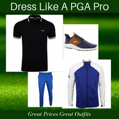 Pro golfers clothes outfit – Perhaps you are seeking something that is not easily accessible in every golf retail store or pro shop. We try to answer the 3 most frequent questions about Tour Pro Outfits and to find out where to buy them. The key questions are the following 1) How to dress like a PGA Pro?2) Where do Pro Golfers get their best golf outfit ideas? 3) What are the best golf clothing brands? Golf Attire, Golf Outfit, Golf Clothing Brands, Mens Golf Fashion, Used Golf Clubs, Golf Training Aids, Golf Club Sets, Golf Stores, New Golf