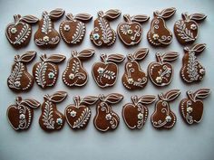 Albumi – Google+ Royal Icing, Xmas, Christmas, Biscotti, Gingerbread Cookies, Ornaments, Ginger Bread, Desserts, Food