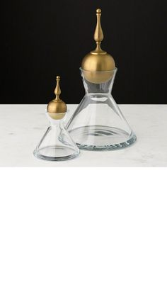Luxury Christmas Gift Ideas, From Hollywood, Designer Brass Finial Glass Decanters, Bar Accessories, Cocktail Drinks Trays, Glamorous Designs. Over 3,500 Luxury Home Decor Gift inspirations to enjoy, share and inspire your friends and followers with courtesy of  InStyle Decor Beverly Hills with our easy 1 Click Pinterest Pin Button enjoy & happy pinning