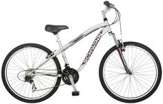Schwinn Women's High Timber Mountain Bike, Silver, Small Schwinn http://www.amazon.com/dp/B00A9PKNV2/ref=cm_sw_r_pi_dp_-drgub0Q3804F